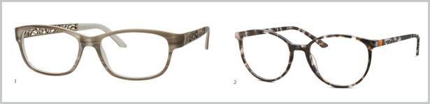 Acetat-Retro-Brillen
