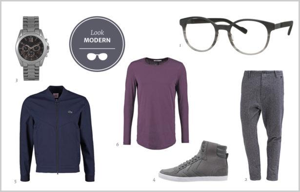 Moderner-Look