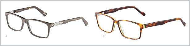Acetat-Moderne Brillen
