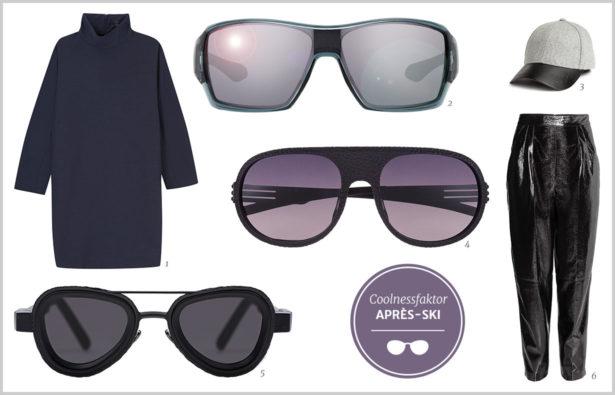 Apres-Ski Brillen Coolness Faktor