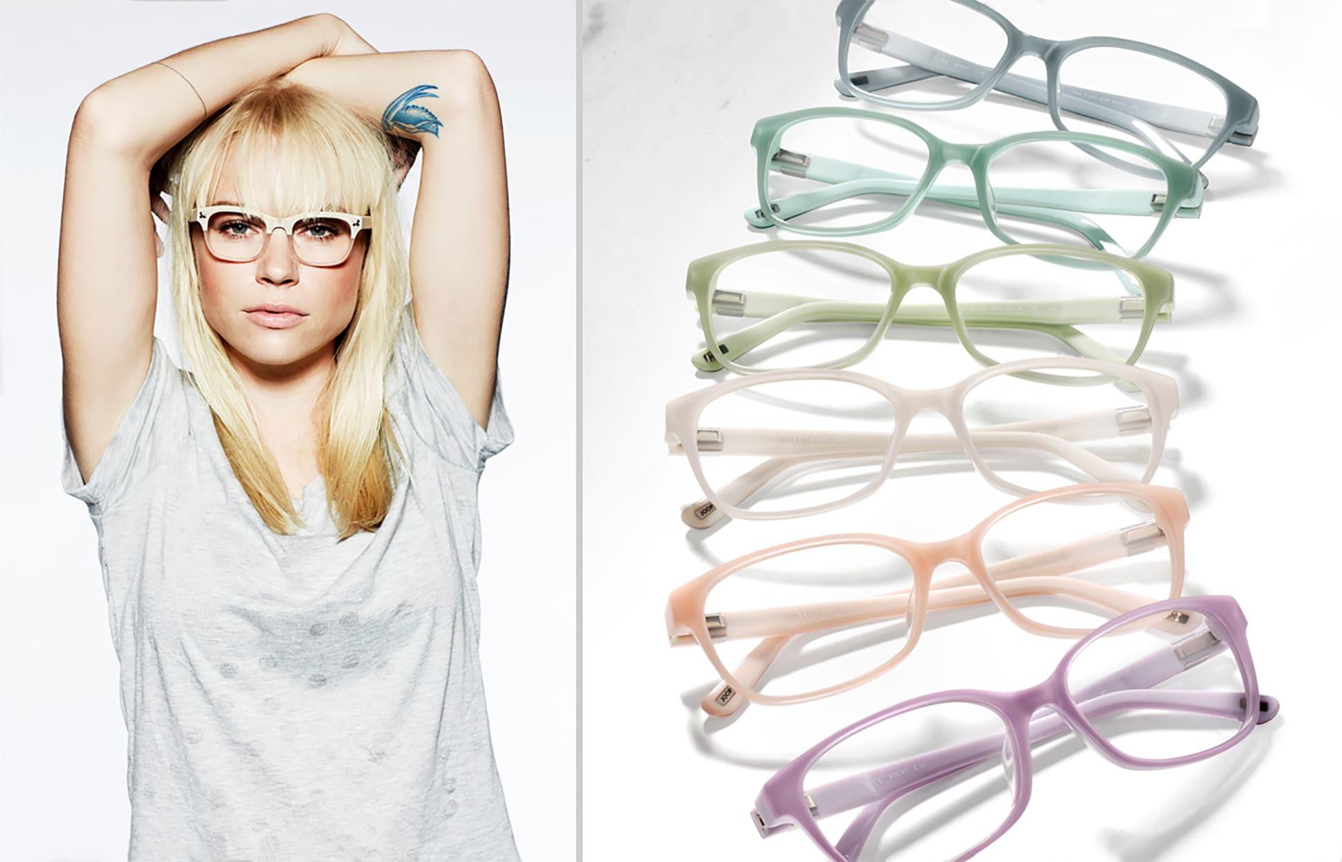 Welche Brille Passt Zu Meiner Augenfarbe Brillenstyling