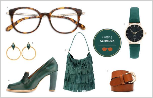 Brillen-Knigge – Brille und Schmuck – Outfit 4