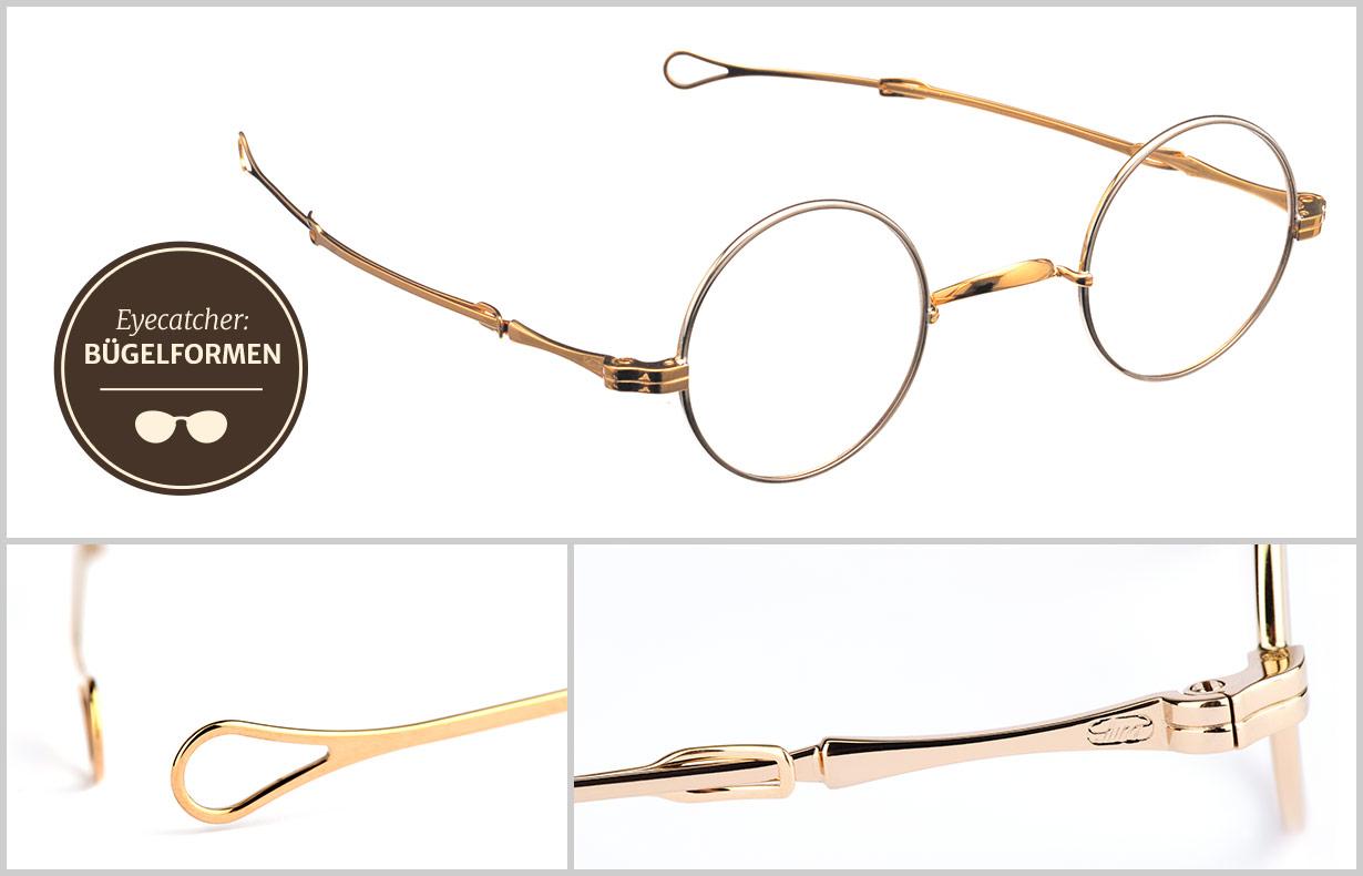 Eyecatcher Brillenbügel – raffinierte Designs und Farbkombinationen
