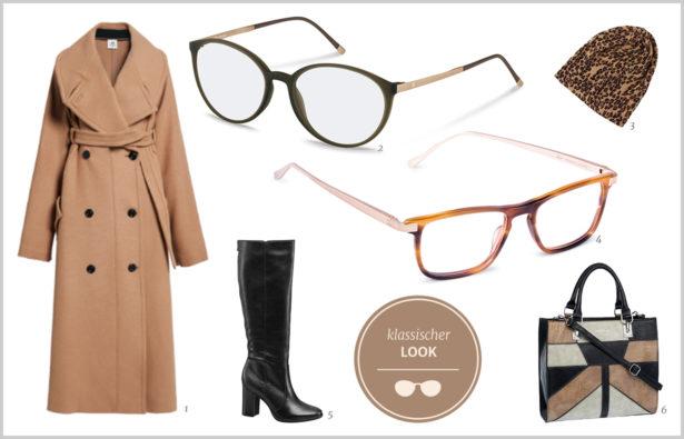 Brillenbuegel klassischer Look