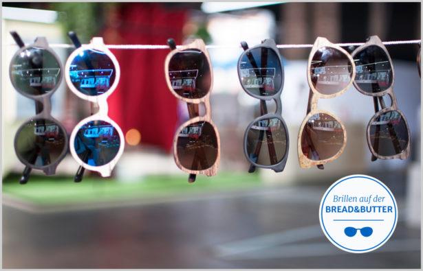 Bread & Butter 2016 Übersicht Brillen