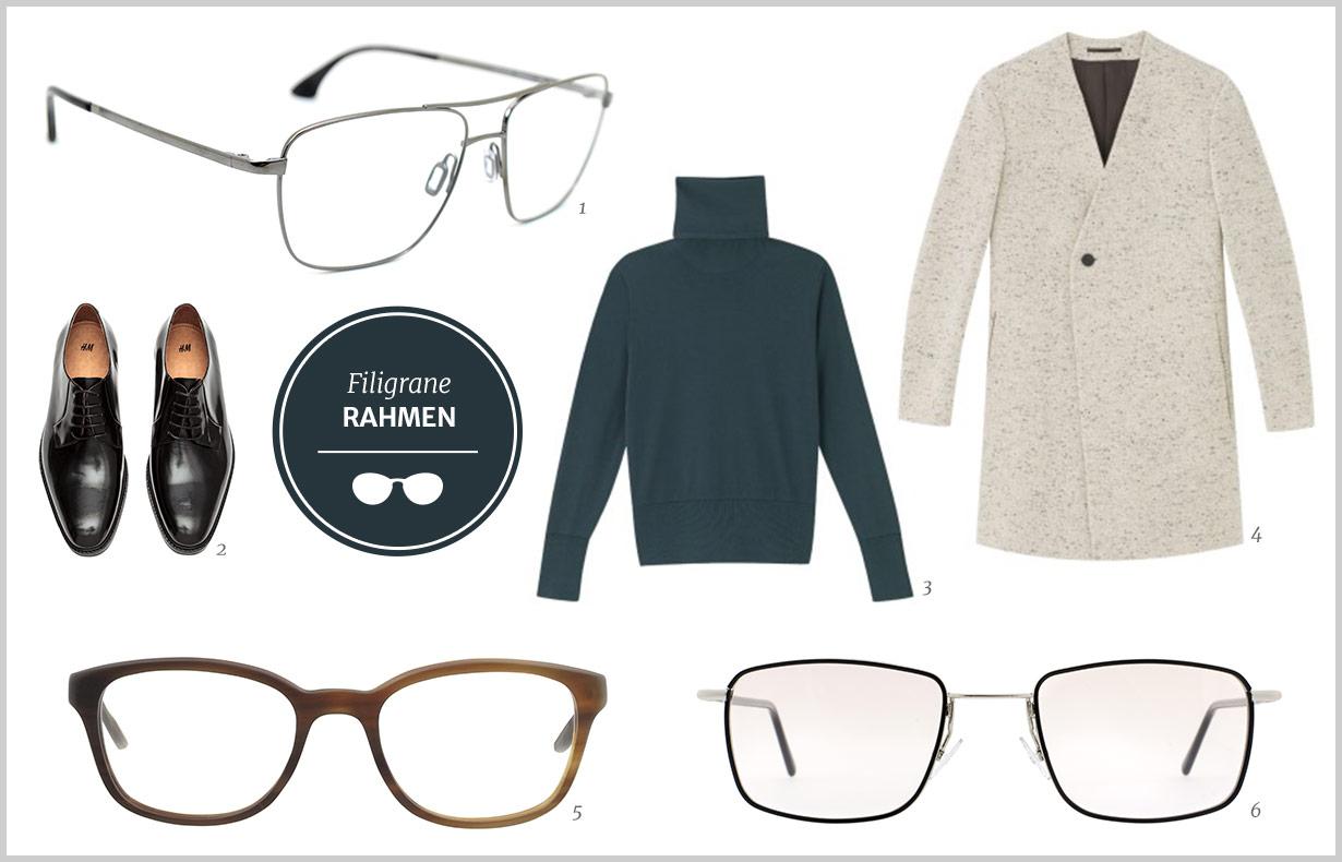 Brillentrends für Männer – Herrenbrillen für echte Kerle