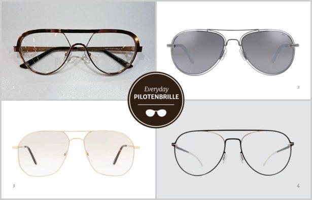 Brillentrends-2018 Evergreen Pilotenbrille