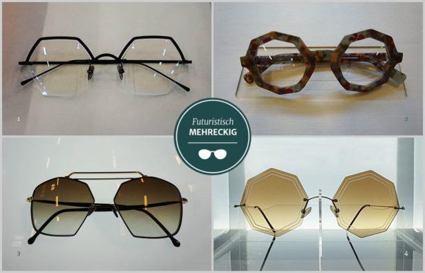 Brillentrends-2018 Sechseckige oder achteckige Brillenfassungen
