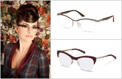 Die Browline-Brille – Sinnbild des Retro Chics