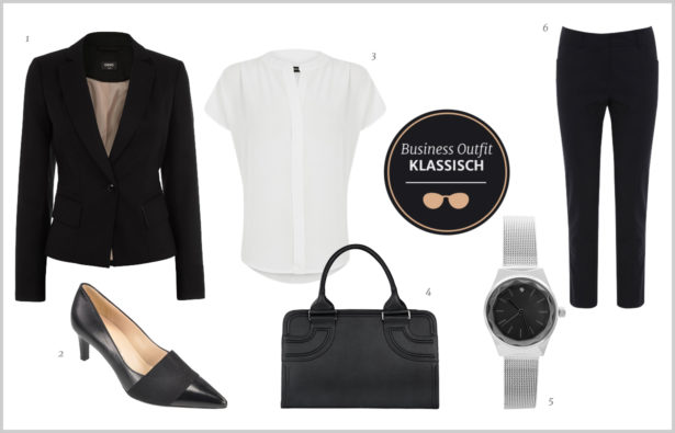 Business Outfit – Klassisch