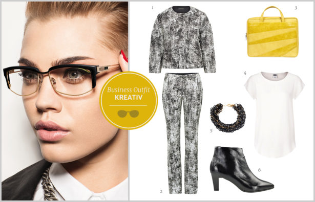 Business Outfit – Kreativ