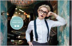 Dandy-Girl-Style Titelbild