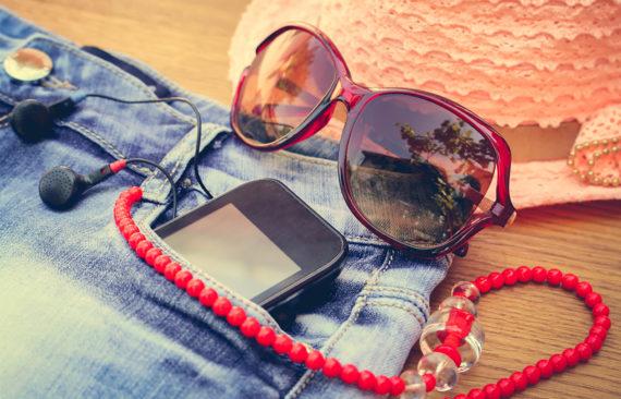 Denim-Look - Brillen zu dem Fashiontrend des Jahres