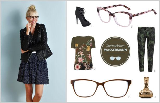 Die perfekte Brille für Ihr Sternzeichen Wassermann