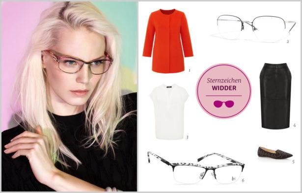 Die perfekte Brille für Ihr Sternzeichen Widder