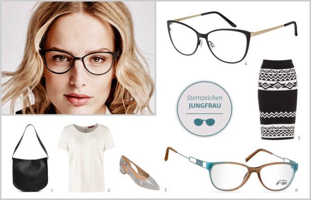 Die perfekte Brille für Ihr Sternzeichen Jungfrau