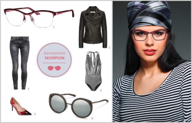 Die perfekte Brille für Ihr Sternzeichen Skorpion
