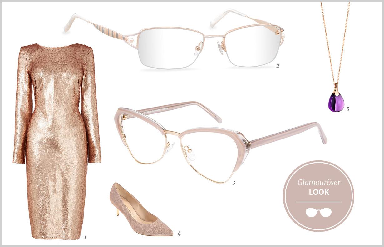 Die schönsten Brillentrends für Weihnachten   Brillenstyling