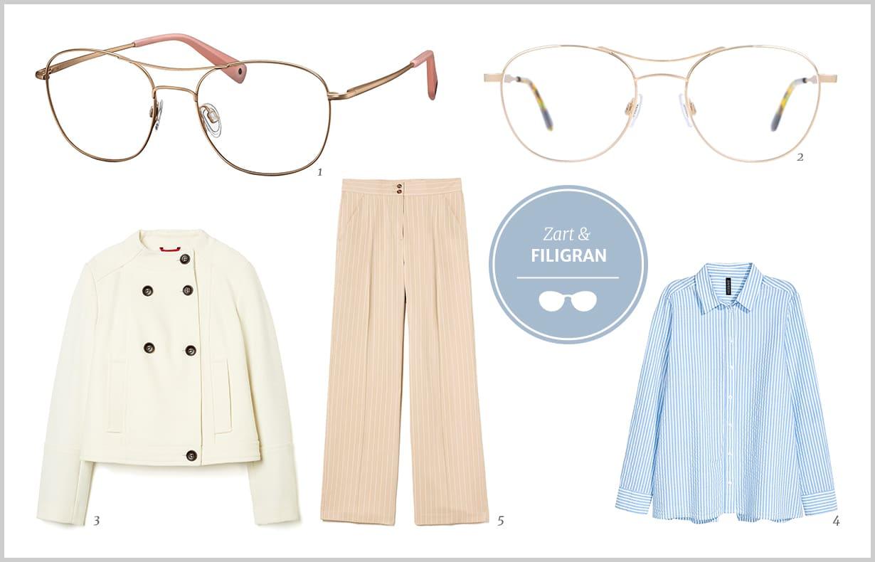 neuartiger Stil 2019 original Online-Verkauf Top-Trend 2018: Doppelstegbrille | Brillenstyling