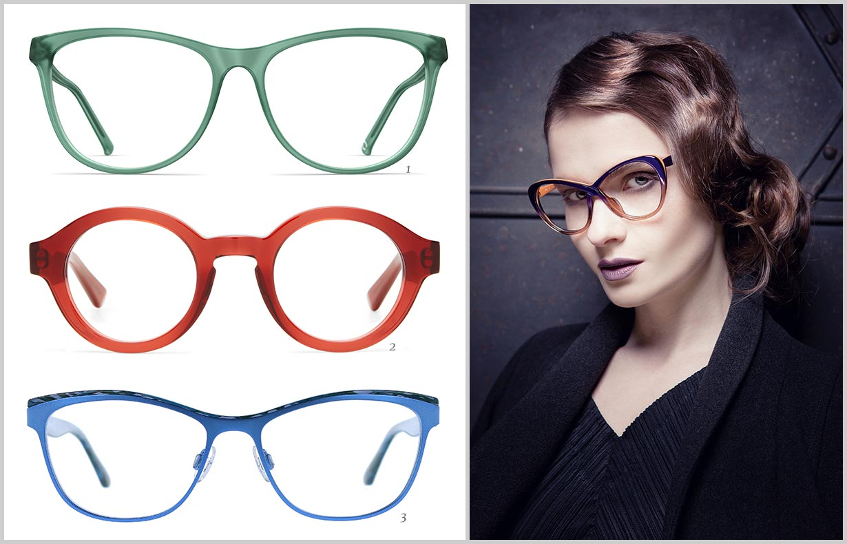 Extravagante Brillen – Diese Modelle garantieren den starken ...