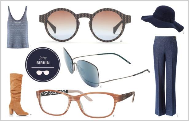 French Chic – Die Brillen der Französinnen