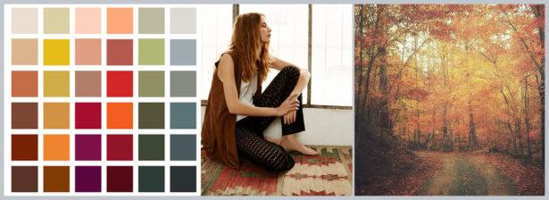 Herbsttyp-Farben orientieren sich am Indian Summer. Bilder: Zara, flickr.com