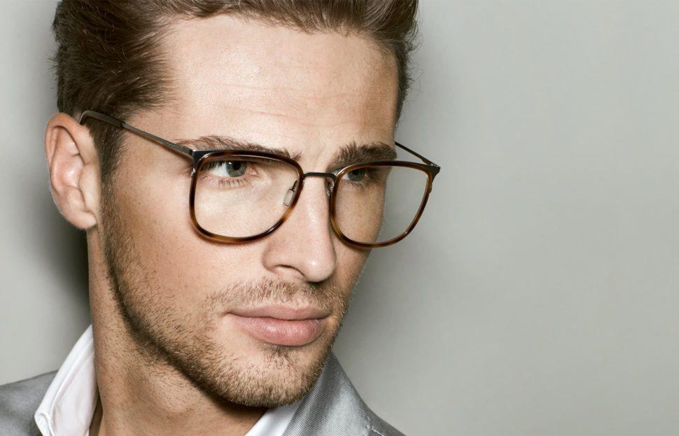 Herrenbrillen: Form, Farbe und Design | Brillenstyling