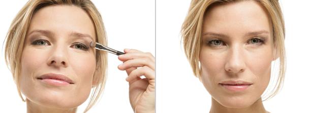 Schlupflider schminken leicht gemacht