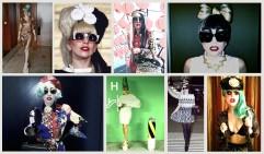 Lady Gaga: Stars mit Brille