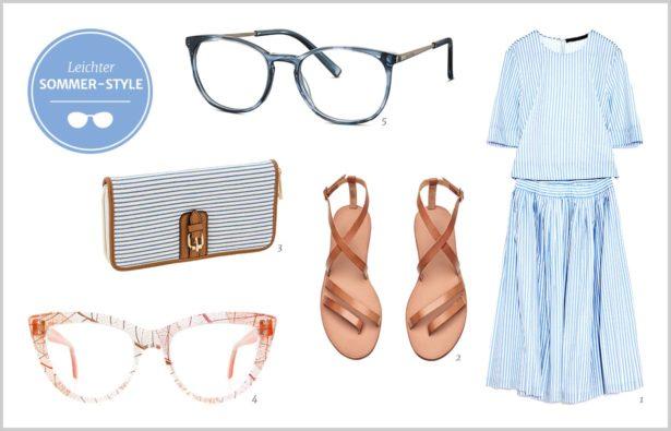 Leichtes Sommeroutfit Acetat Brillen fuer Frauen | Transparente Acetat Brillen zum Sommeroutfit | Acetat Brillen und Mode fuer Damen | Transparente Acetat Brillenfassungen