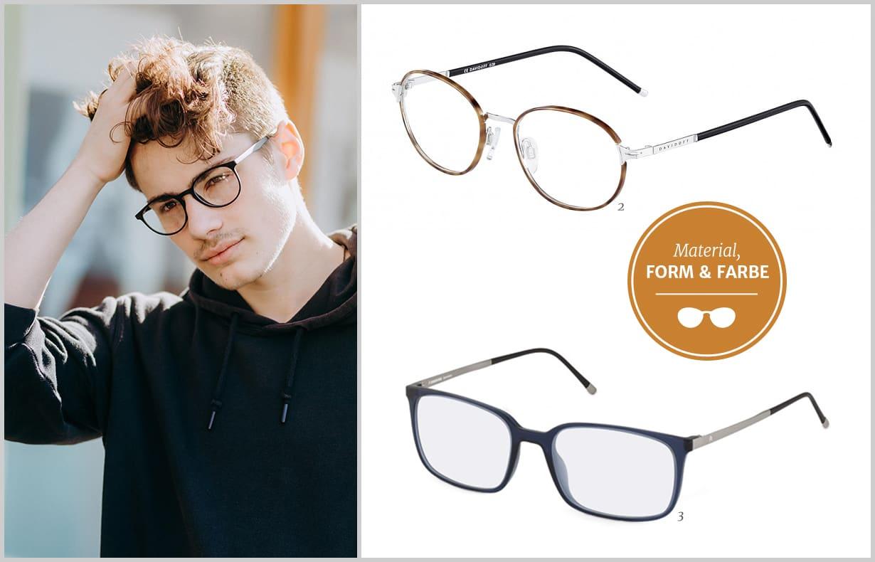 Männerbrillen 2018: klassisch, sportlich, stylish | Brillenstyling