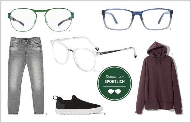 Männerbrillen 2018, Herrenbrillen