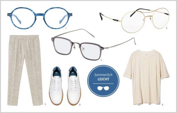 Männerbrillen 2018, Brille für den Mann