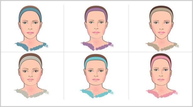 Minimal-Look Gesichtsform