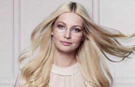 Brillen im Minimal-Look Minimal-Design