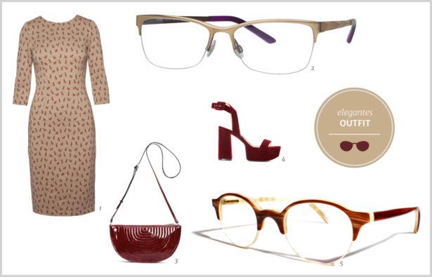 Minimal-Look elegantes Outfit