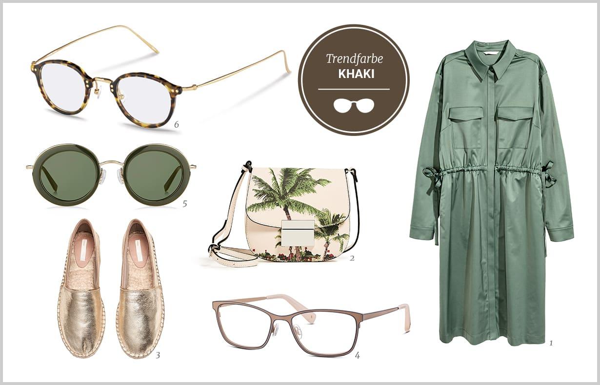 Modetrends Im Sommer 2017 Diese Brillen Passen Dazu Brillenstyling