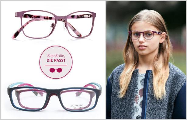 Partnerlook: Eine Brille die zu mir passt