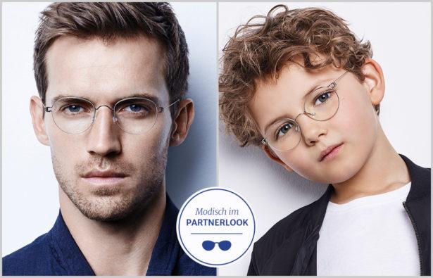 Partnerlook Vater und Sohn