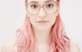 Trendbrillen für Partynächte