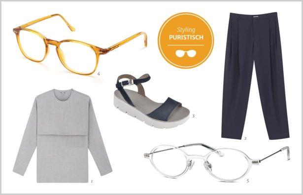 Acetat Brille zum Puristischen Designer-Outfit | Acetat Brille für Frauen | Acetatbrille zum puristischen Styling | Acetatbrillen und Mode