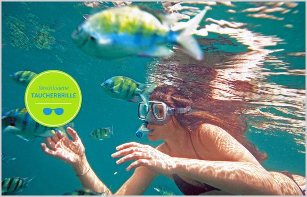Schwimmbrillen Taucherbrille - Beschlagene Taucherbrille