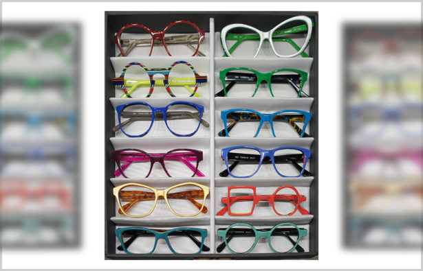 Silmo Paris 2015 – Farbige Brillen Farbtrends – Trend 7