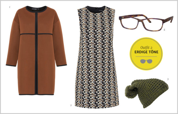 Silmo Paris 2015 – Outfit Farb-Trends – Erdige Töne und dunkles Oliv