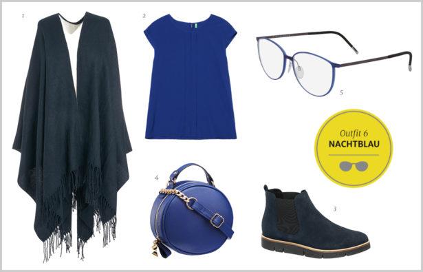 Silmo Paris 2015 – Outfit Farb-Trends – Blau und Königsblau