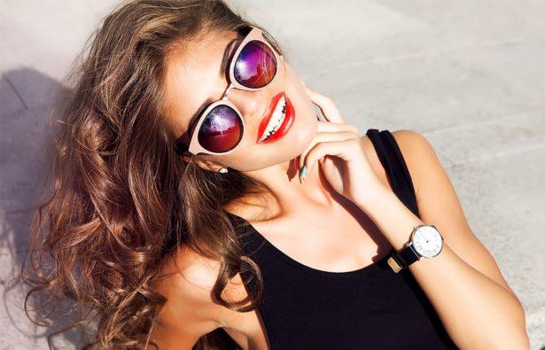 Sonnenbrillentrends 2017 Frauen