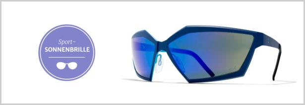 Sport-Sonnenbrillen Bunte Scheiben