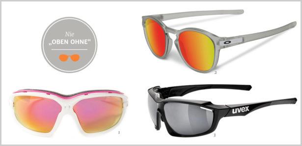 Sport-Sonnenbrillen Fazit
