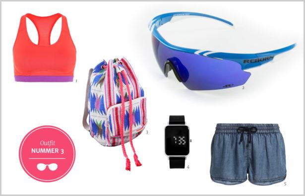 Sport-Sonnenbrillen Outfit 3