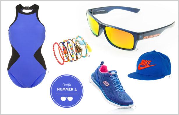 Sport-Sonnenbrillen Outfit 4